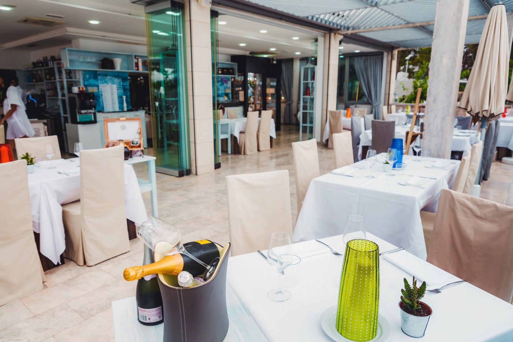 Restaurant Adrion Makarska